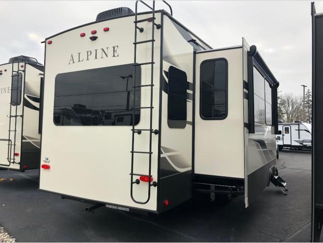 2020 Keystone RV Alpine 3651RL