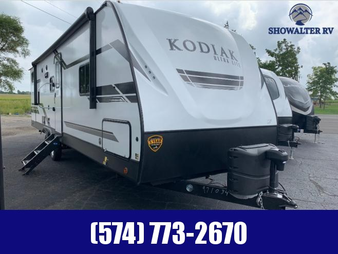 New 2021 Dutchmen RV Kodiak Ultra-Lite 296BHSL