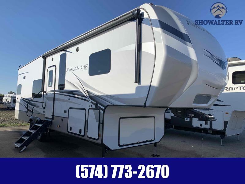 2022 Keystone RV Avalanche 295RK  Fifth Wheel Campers