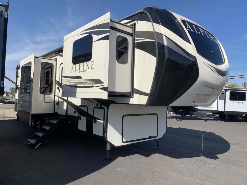 2020 Keystone RV Alpine 3700FL  Fifth Wheel Campers