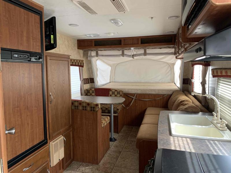 2010 Jayco Jayfeather Jay Feather Jay Feather 19h Travel Trailer RV