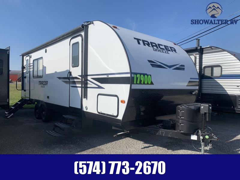 2020 Forest River Tracer Breeze T24RKS Travel Trailer RV