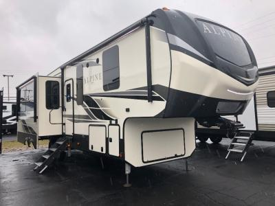 2020 Keystone RV Alpine 3121RS
