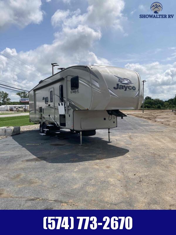 2019 Jayco 29.5BHDS Eagle HT Fifth Wheel Campers