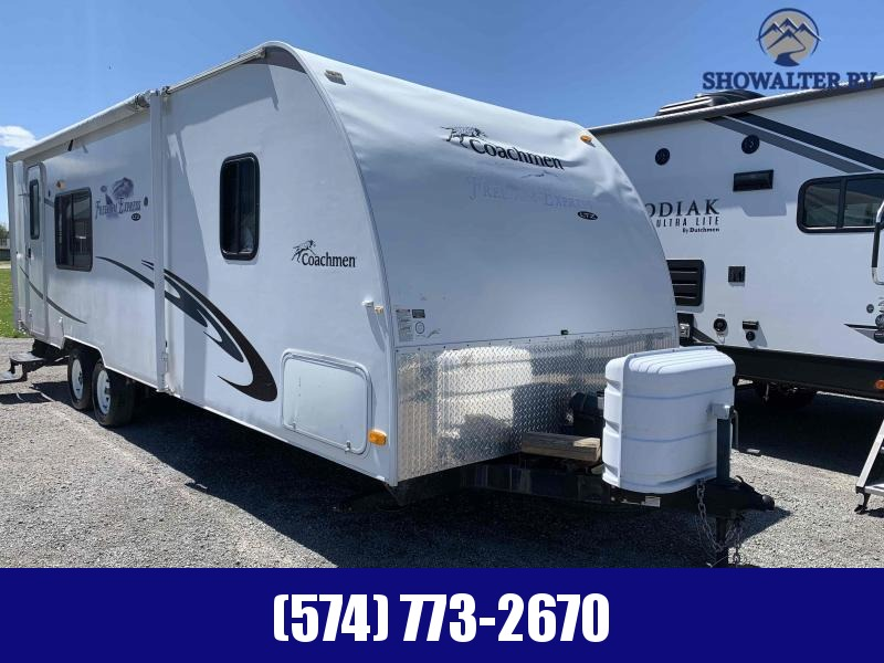 2010 Coachmen Freedom Express 245RKS travel trailer
