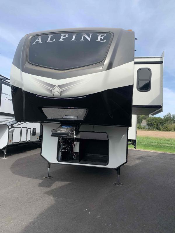 2022 Keystone RV Alpine 3650RL  Fifth Wheel Campers
