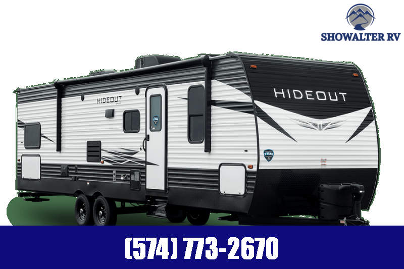 2021 Keystone RV Hideout 290QB Travel Trailer RV