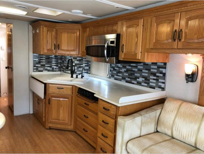 2001 Newmar Mountain Aire 1519