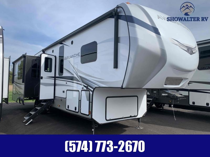 2022 Keystone RV Avalanche 338GK  Fifth Wheel Campers