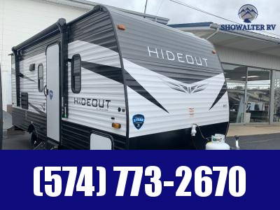 New 2021 Keystone RV Hideout Single Axle 176BH