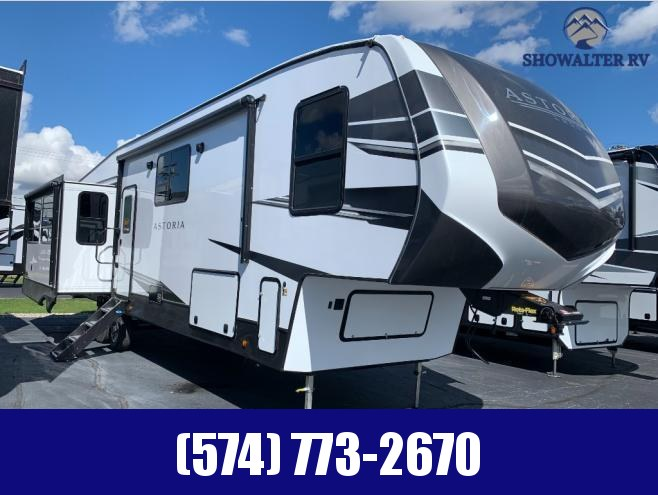 2021 Dutchmen Astoria 3553MBP Fifth Wheel Campers RV