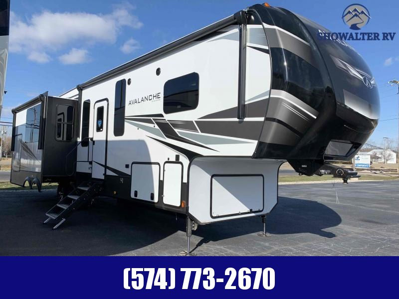 2021 Keystone RV Avalanche 338GK Fifth Wheel Campers RV