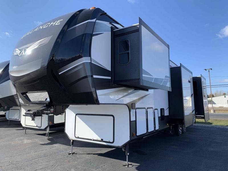 2021 Keystone RV Avalanche 338GK Fifth Wheel Campers RV