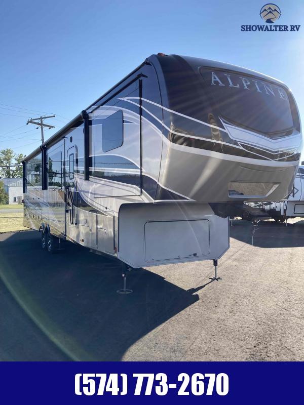 2022 Keystone RV 3700FL Alpine Fifth Wheel Campers