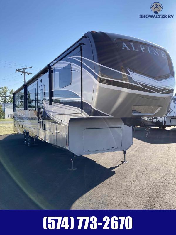 2022 Keystone RV Alpine 3700FL Fifth Wheel Campers