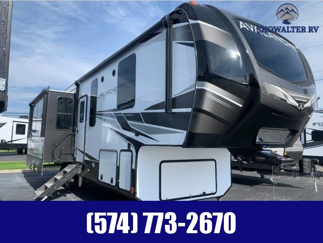 2021 Keystone RV Avalanche 312RS Fifth Wheel Campers RV