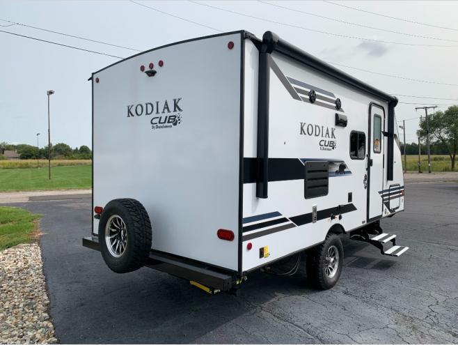 2021 Dutchmen RV Kodiak Cub 175BH