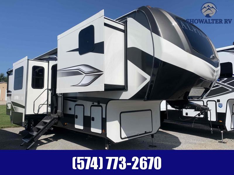 2022 Keystone RV 3790FK Alpine Fifth Wheel Campers