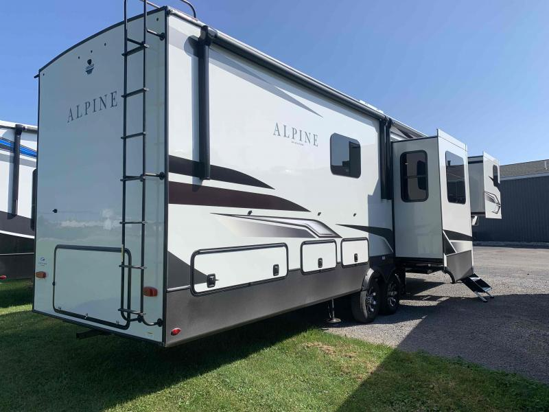 2022 Keystone RV Alpine 3790FK Fifth Wheel Campers