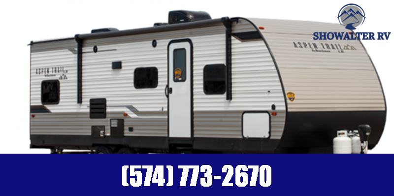 2021 Dutchmen Mfg Aspen Trail LE 29BH Travel Trailer RV