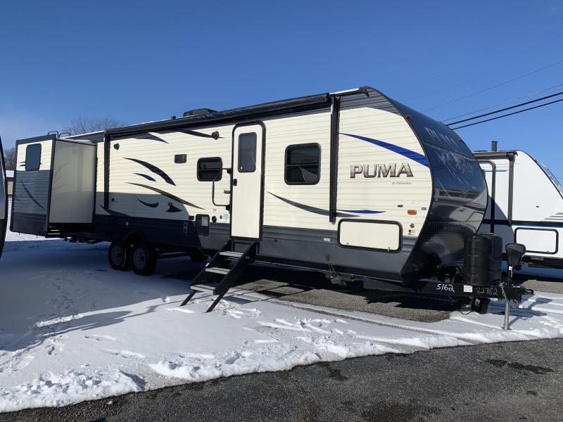 2020 Palomino Puma 31 Travel Trailer