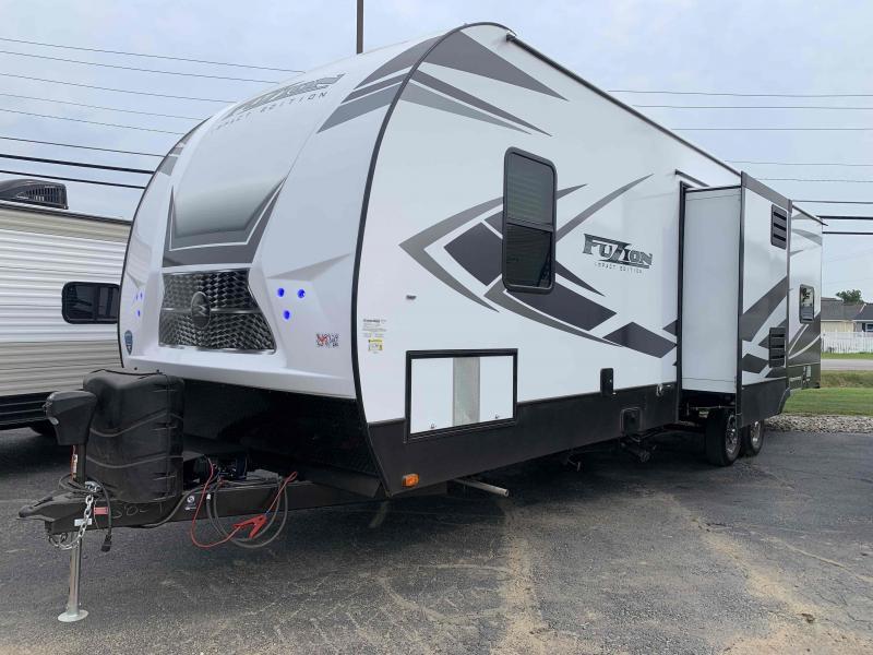 2021 Keystone RV Fuzion Impact 330 Toy Hauler