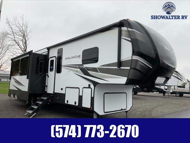 2021 Keystone RV Avalanche 395BH Fifth Wheel Campers RV