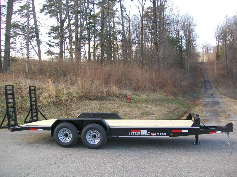 Better Built 82 x 20 14K Equipment Trailer Equipment Trailer