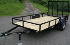 Better Built 5 x 10 Utility Trailer