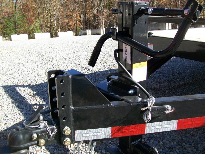 2021 Sure-Trac 82 x 20 14K Equipment Trailer Equipment Trailer