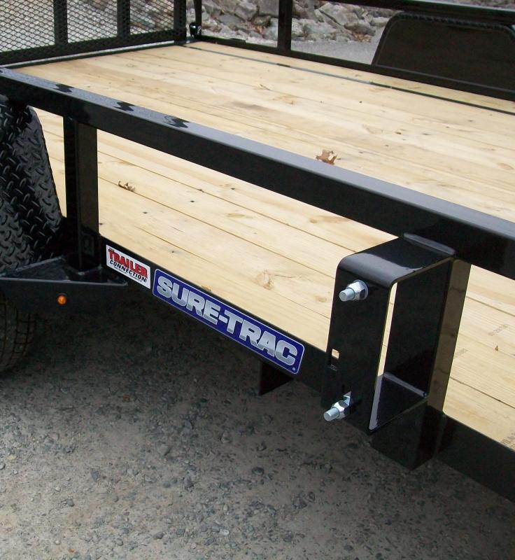 Sure-Trac 5 x 10 Tube Top Utility Trailer