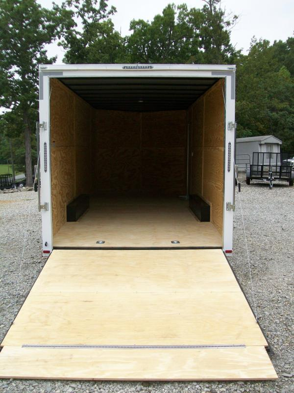 Lark 8.5 x 20 Tandem Axle Enclosed Cargo Trailer