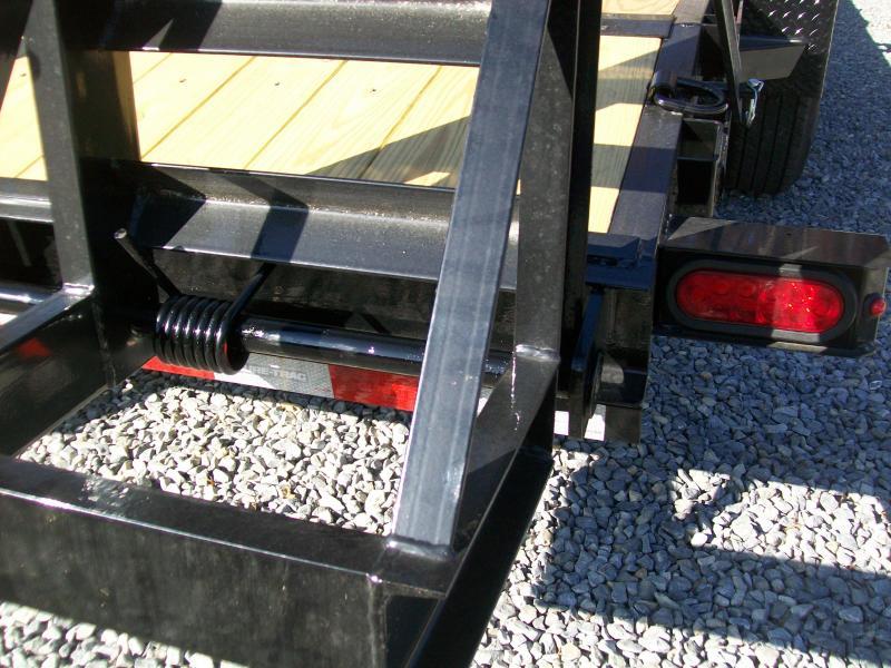 Sure-Trac 82 x 20 16K Equipment Trailer