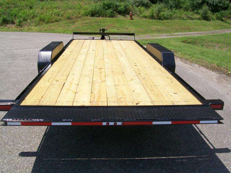 2020 Better Built 82 x 20+1 Full Deck Tilt Equipment Trailer