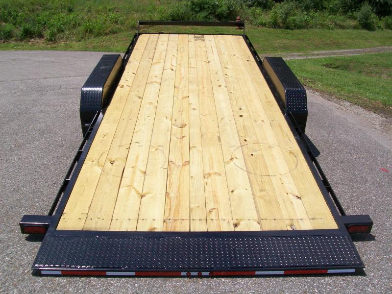 2020 Better Built 82 x 18+1 Full Deck Tilt Equipment Trailer
