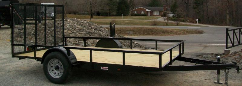Better Built 6 X 12 Utility Trailer