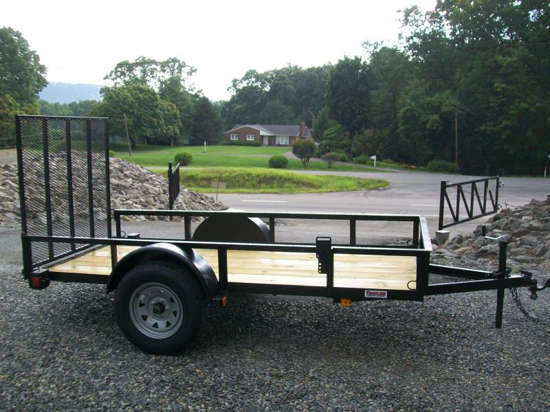 Triple Crown Trailers 5 x 10 Utility Trailer