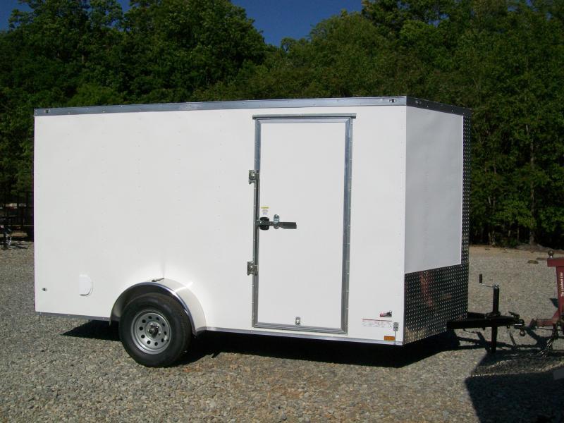 Anvil 6 x 12 Enclosed Cargo Trailer