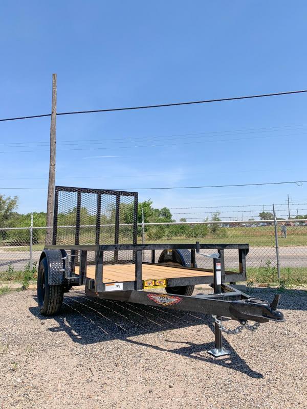 60x8 H&H Utility Side Rail