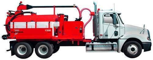 Ring-O-Matic 1300 Vacuum Excavator
