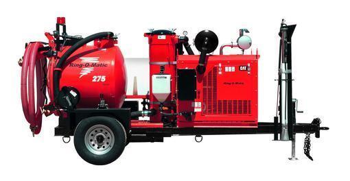Ring-O-Matic 275 Vacuum Excavator