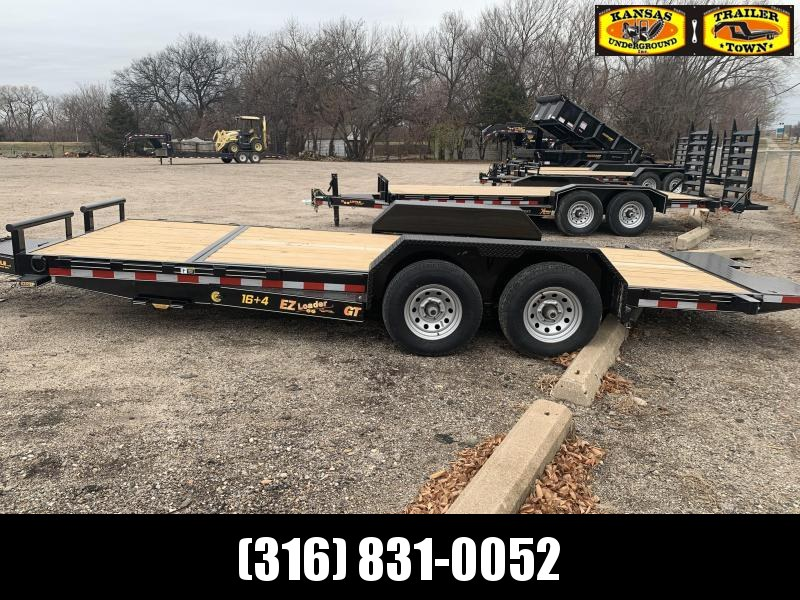 2020 Doolittle Trailer Mfg EZ Loader GT Equipment Trailer