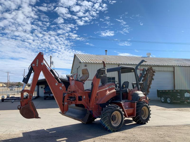 2004 Ditch Witch RT 115H Tractor