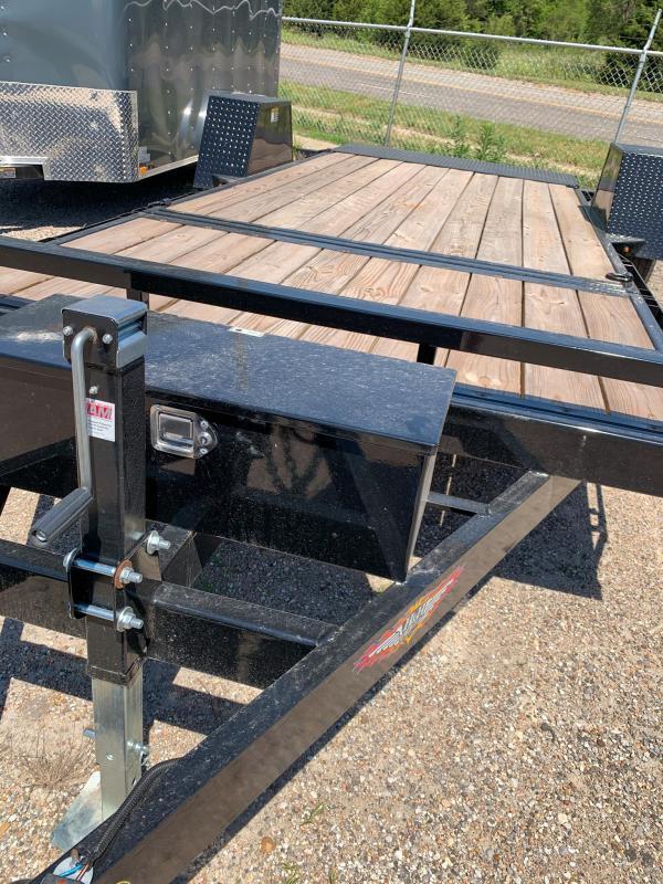 78x16 (12+4) H&H GT Lowdeck Utility Trailer