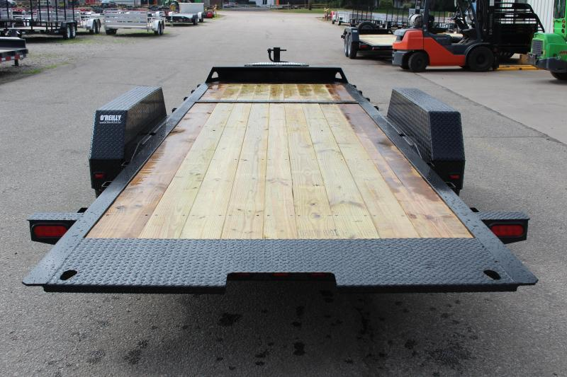 2021 Moritz International ELBH-22 GT 16000 Equipment Trailer