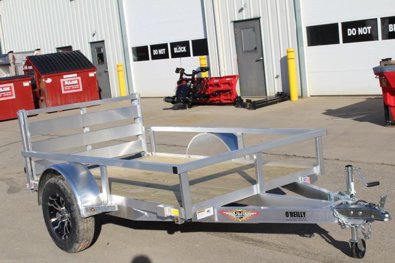 2022 H & H  5' x 8' Aluminum - 2990# GVW