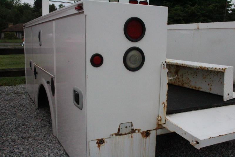 """2000 Other 60"""" Service Body Truck Bed - Dually 60"""" CA"""