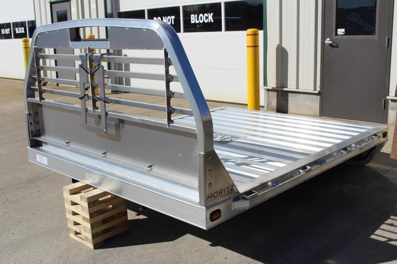 2021 Moritz International TBA7-86 Truck Bed - Flat Bed
