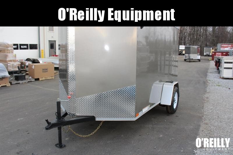 2021 United XLV 6' x 12' Enclosed Trailer - 6' Interior Height