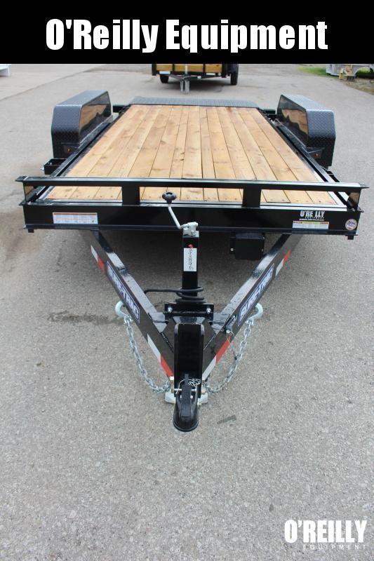 2021 Sure-Trac 7 x 16 Equipment Trailer